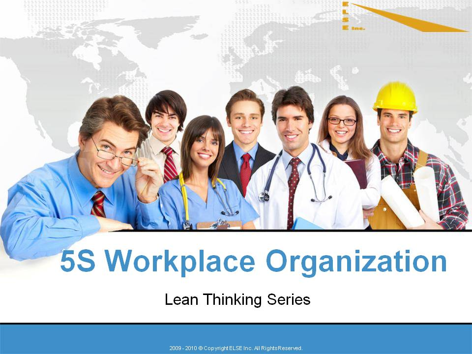 5S training, Kaizen, TQM and Lean Manufacturing / Six Sigma Training