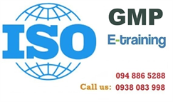 GMP training courses, GMP WHO and GMP design