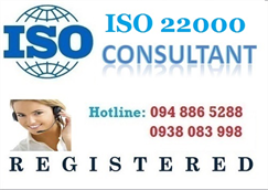 ISO 22000: 2018 Consultancy - Food safety management system. Introduction of the consulting process, Registration procedure of Quotation for Training and Consulting Services according to ISO 22000: 2018