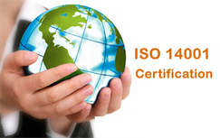 ISO 14001: 2015 certification and Audit service for Environmental Management System