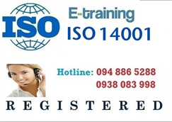 ISO 14000 training course, ISO 14001 training course - Internal audit for ISO 14001