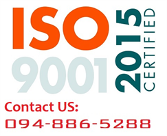ISO 9001:2015 Certification and Audit for Quality Management System.