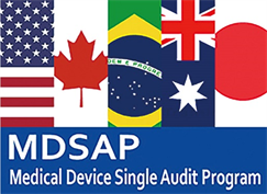 What MDSAP? The Medical Device Single Audit Program (MDSAP) to legally export to US and EU markets.