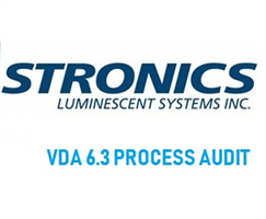 VDA 6.3 Process Audit Training Course  for Stronic Vietnam Co.,ltd - Process Audit Standard of German Association Automobile Manufacturers VDA-QMC.