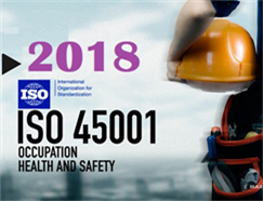 ISO 45001: 2018 Consultancy - Occupational health and safety management system. Introduction of the consulting process, Registration procedure of Quotation for Training and Consulting Services according to ISO 45001: 2018