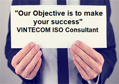 VINTECOM International recruits Training, Business Management Consultant, ISO Quality Assessment and Customer Management Accounting (August 2019)