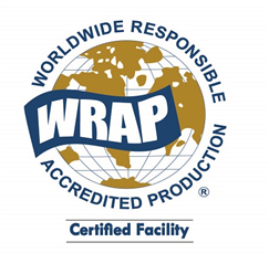 WRAP consultant in Vietnam - The social responsibility requirements for the production and processing organization of garments.
