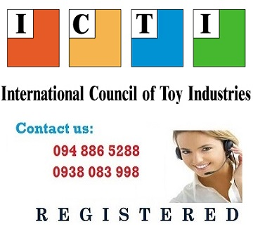 ICTI Consultant, ICTI training in Vietnam - Code of Business Practices of The International Council of Toy Industries.