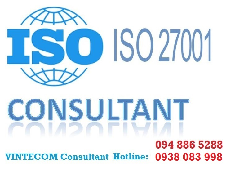 ISO 27001 consultants - Information Security Management Systems