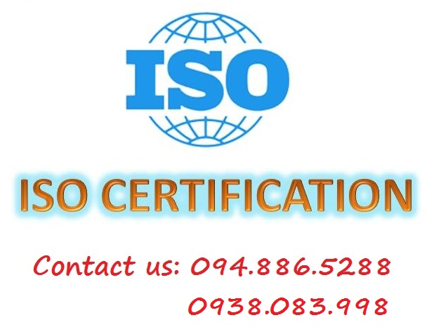 ISO certification, ISO certificate to ISO management system standards