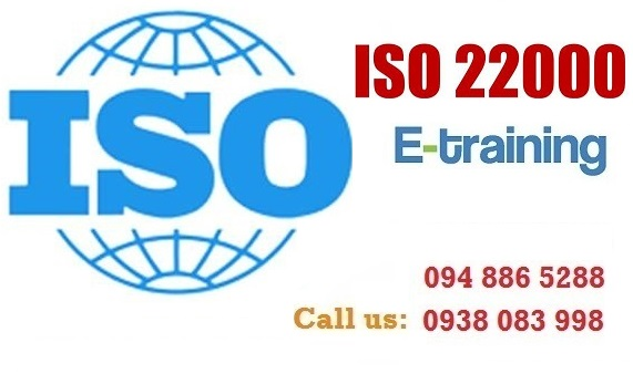 ISO 22000 training courses, HACCP Training course, internal audit for ISO 22000/HACCP