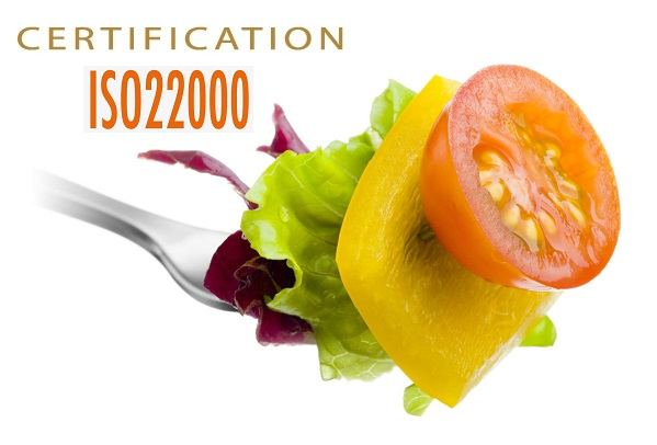 ISO 22000 certification, HACCP certification